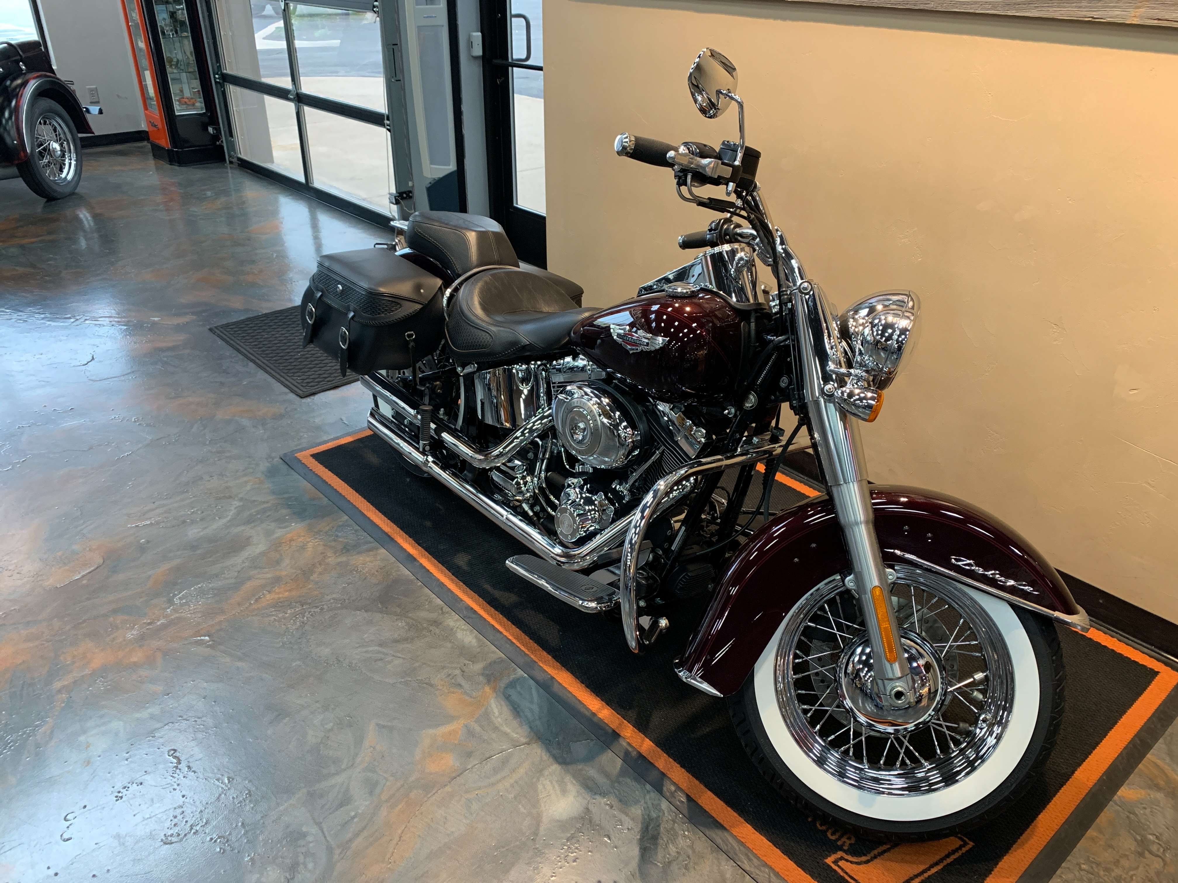 2007 Harley-Davidson Softail Deluxe at Vandervest Harley-Davidson, Green Bay, WI 54303