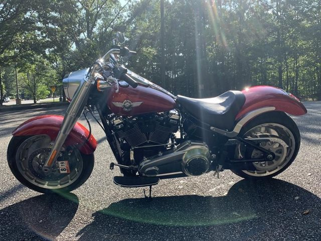 2019 Harley-Davidson Softail Fat Boy at Hampton Roads Harley-Davidson