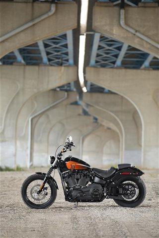 2021 Harley-Davidson Cruiser Street Bob 114 at Loess Hills Harley-Davidson