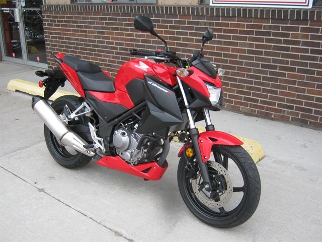 2015 Honda CB300FF at Brenny's Motorcycle Clinic, Bettendorf, IA 52722