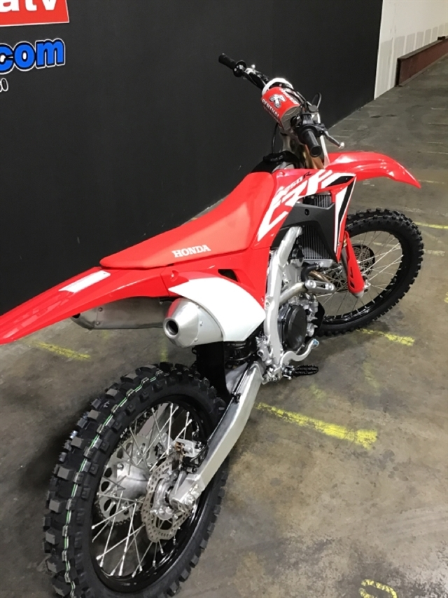 2021 Honda CRF 250R at Sloans Motorcycle ATV, Murfreesboro, TN, 37129