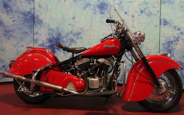 1950 Indian Motorcycle CHIEF at #1 Cycle Center Harley-Davidson