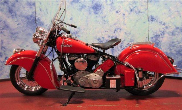 1950 Indian Motorcycle CHIEF at #1 Cycle Center Harley-Davidson