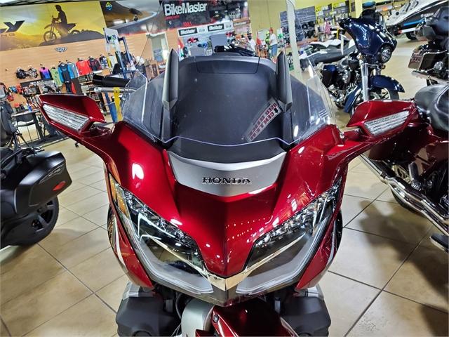 2018 Honda Gold Wing Tour Airbag DCT at Sun Sports Cycle & Watercraft, Inc.