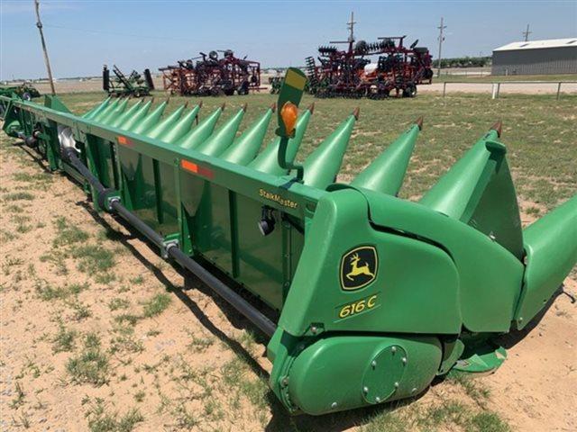 2012 John Deere 616C at Keating Tractor