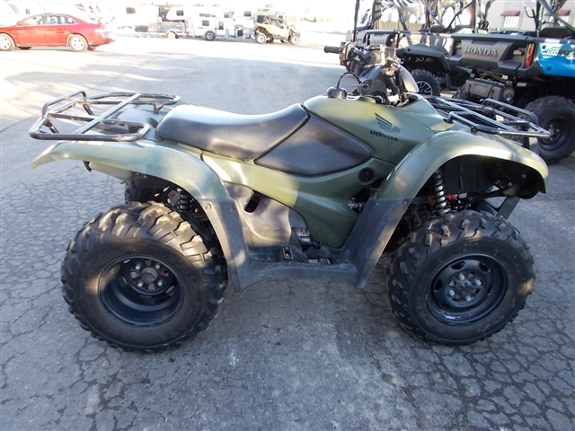 2013 Honda FourTrax Rancher 4X4 ES With Power Steering at Nishna Valley Cycle, Atlantic, IA 50022
