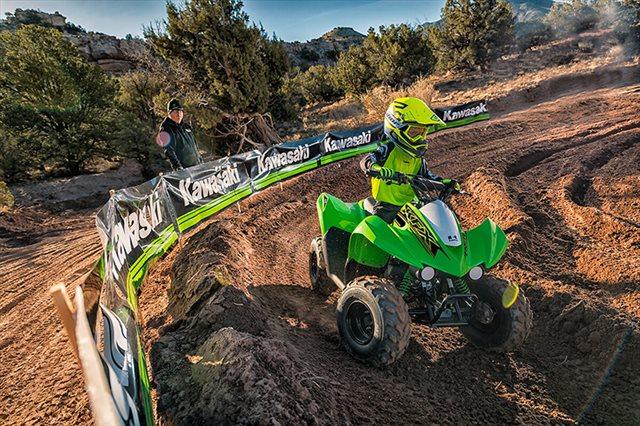 2021 Kawasaki KFX 50 at ATVs and More