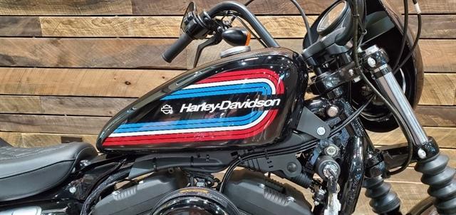 2021 Harley-Davidson Street XL 1200NS Iron 1200 at Bull Falls Harley-Davidson