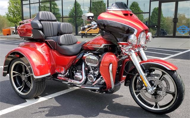 2021 Harley-Davidson Trike FLHTCUTGSE CVO Tri Glide Ultra at All American Harley-Davidson, Hughesville, MD 20637