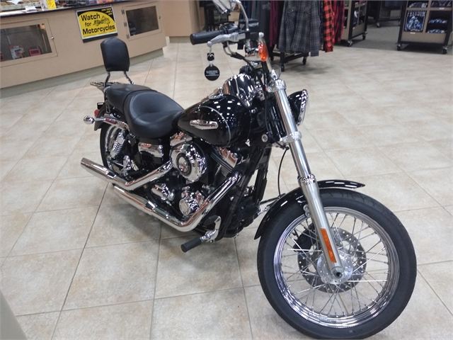 2010 Harley-Davidson Dyna Glide Super Glide Custom at M & S Harley-Davidson