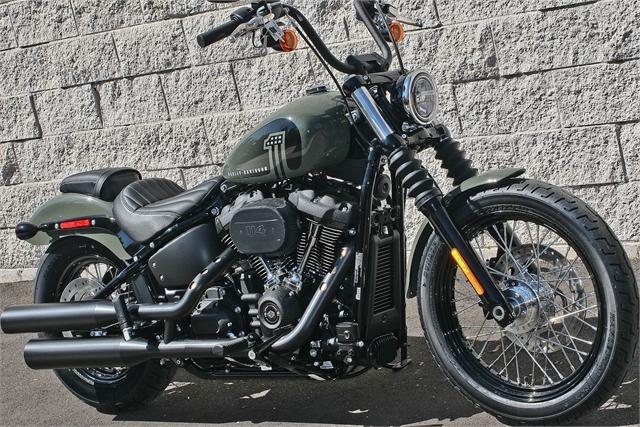 2021 Harley-Davidson Street Bob 114 at Ventura Harley-Davidson