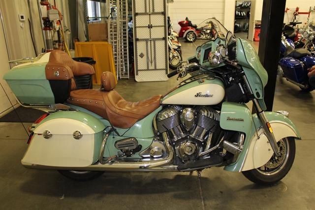 2017 Indian Roadmaster Base at Platte River Harley-Davidson