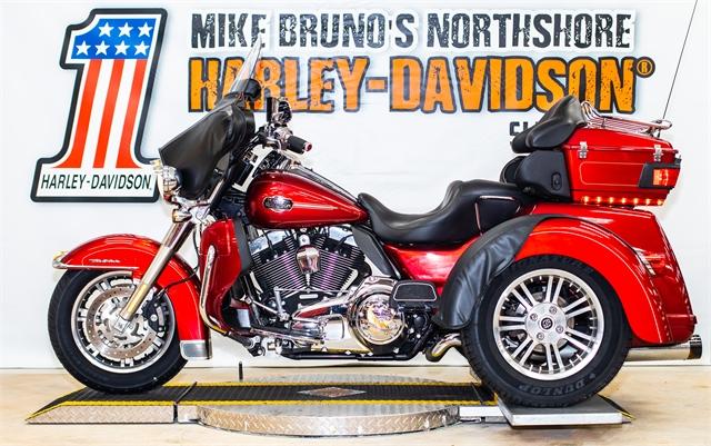 2013 Harley-Davidson Trike Tri Glide Ultra Classic at Mike Bruno's Northshore Harley-Davidson