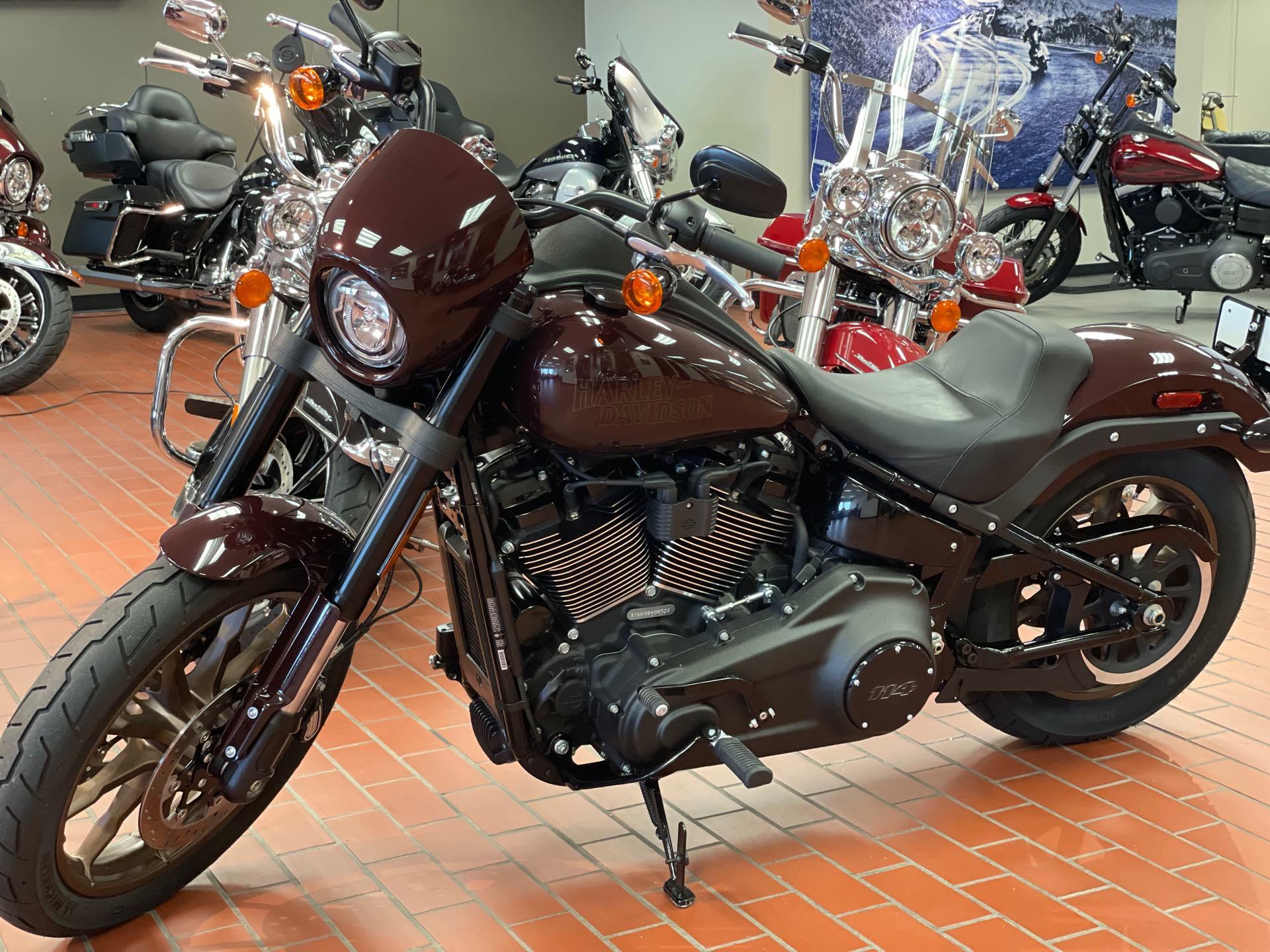 2021 Harley-Davidson Cruiser Low Rider S at Rooster's Harley Davidson