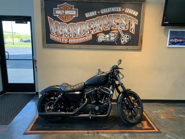 2021 Harley-Davidson Cruiser XL 883N Iron 883 at Vandervest Harley-Davidson, Green Bay, WI 54303