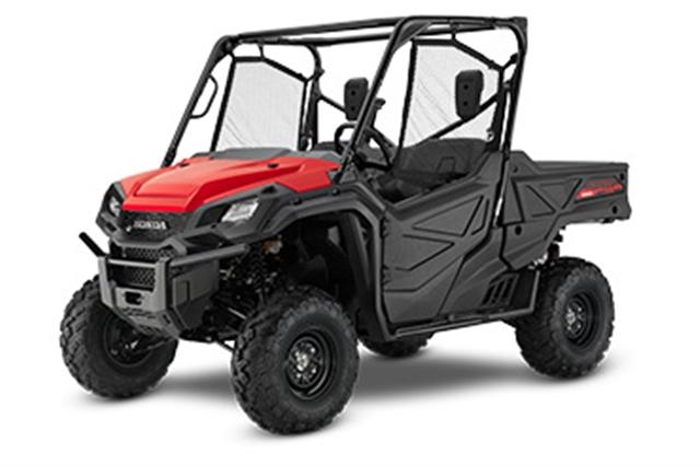 2019 Honda Pioneer 1000 EPS at Waukon Power Sports, Waukon, IA 52172