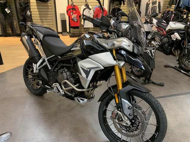 2021 Triumph Tiger 900 Rally Pro at Got Gear Motorsports