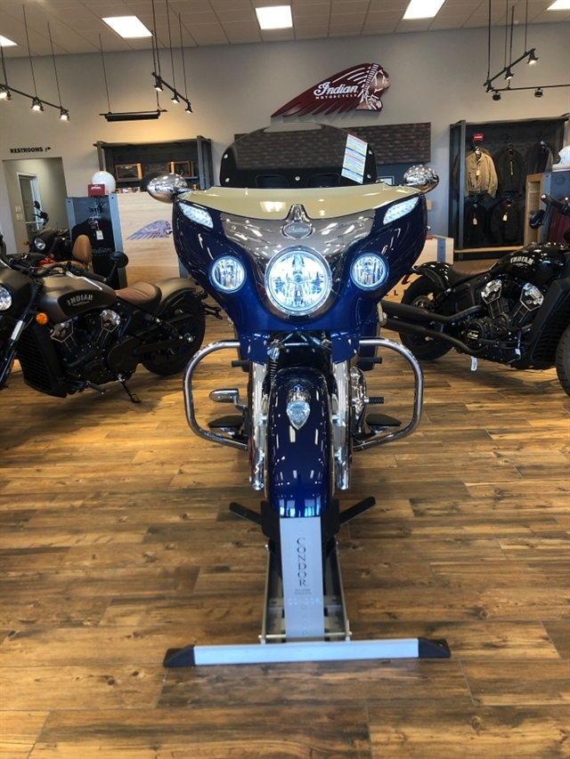 2019 Indian Chieftain Classic at Youngblood Powersports RV Sales and Service