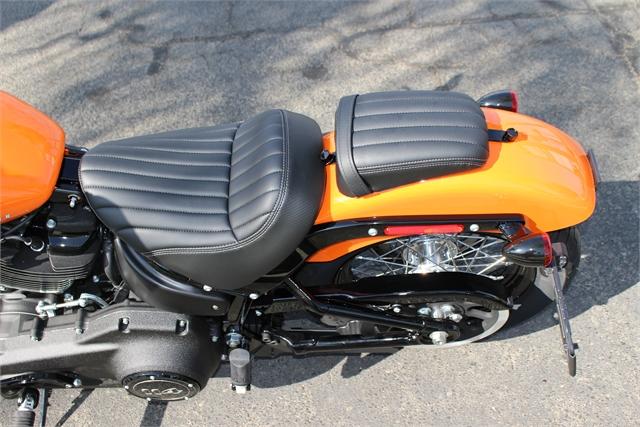 2021 Harley-Davidson Cruiser Street Bob 114 at Quaid Harley-Davidson, Loma Linda, CA 92354