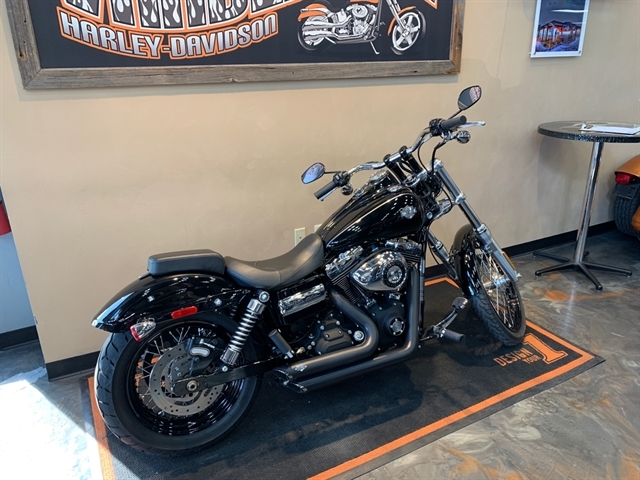2010 Harley-Davidson Dyna Glide Wide Glide at Vandervest Harley-Davidson, Green Bay, WI 54303