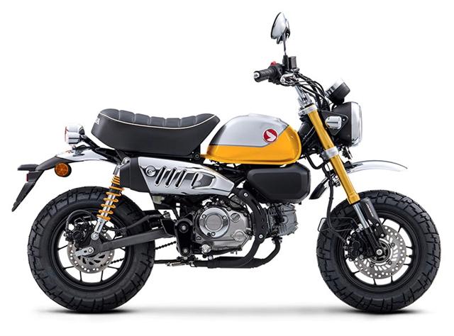 2022 Honda Monkey ABS at Martin Moto