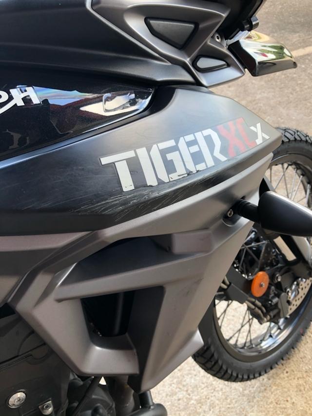 2016 Triumph Tiger 800 XCx at Wild West Motoplex