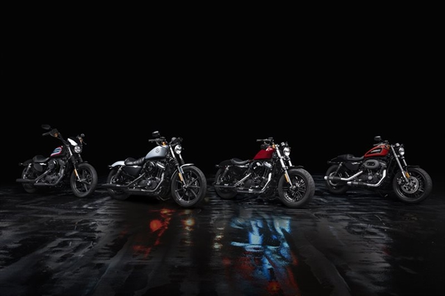 2020 Harley-Davidson Sportster Iron 1200 at Bumpus H-D of Jackson