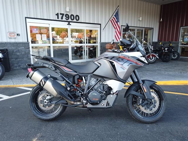 2016 KTM Adventure 1190 at Lynnwood Motoplex, Lynnwood, WA 98037