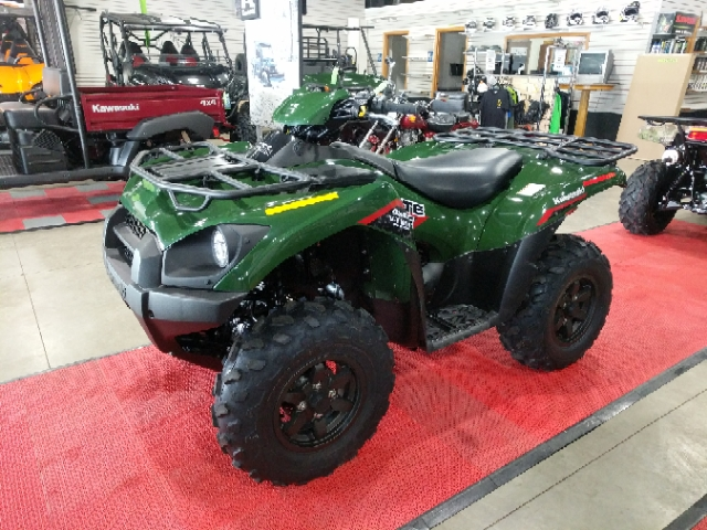 2019 Kawasaki Brute Force 750 4x4i at Prairie Motor Sports, Prairie du Chien, WI 53821