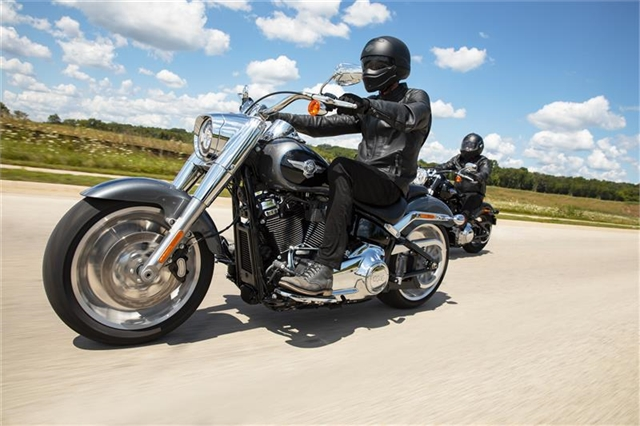 2021 Harley-Davidson Cruiser Fat Boy 114 at Gruene Harley-Davidson