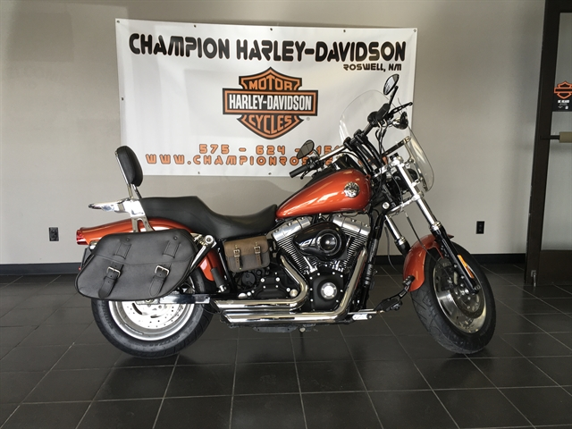 2011 Harley-Davidson Dyna Glide Fat Bob at Champion Harley-Davidson
