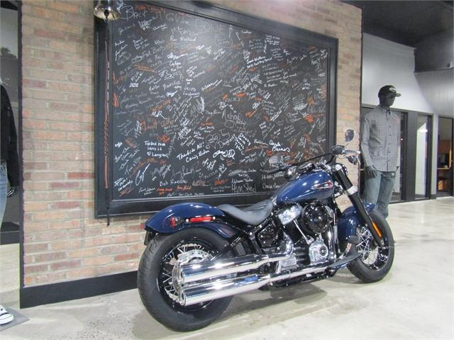 2019 Harley-Davidson Softail Slim at Cox's Double Eagle Harley-Davidson