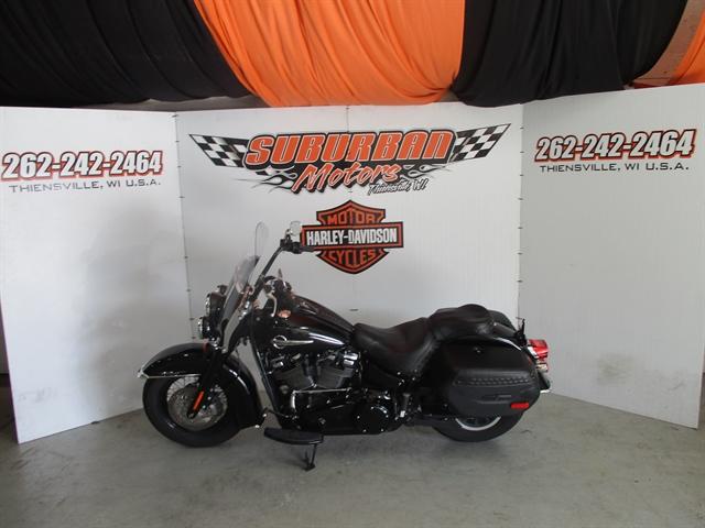 2018 Harley-Davidson Softail Heritage Classic at Suburban Motors Harley-Davidson