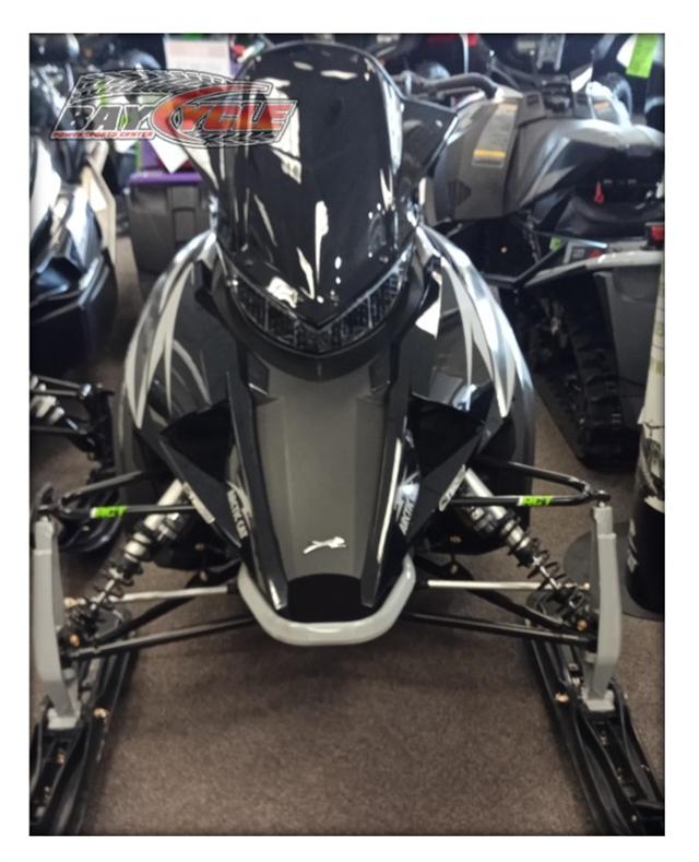 2019 Arctic Cat ZR8000 129 LTD ES IACT at Bay Cycle Sales