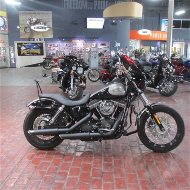 2016 Harley-Davidson Dyna Street Bob at Bumpus H-D of Memphis