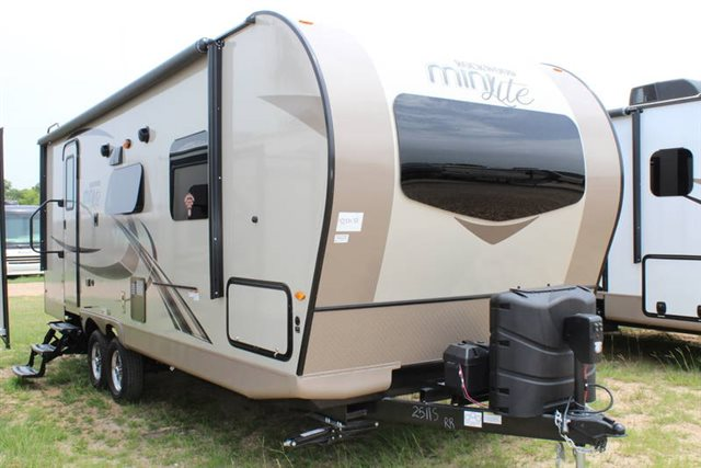2019 Forest River Rockwood Mini Lite 2511S Rear Bath at Campers RV Center, Shreveport, LA 71129