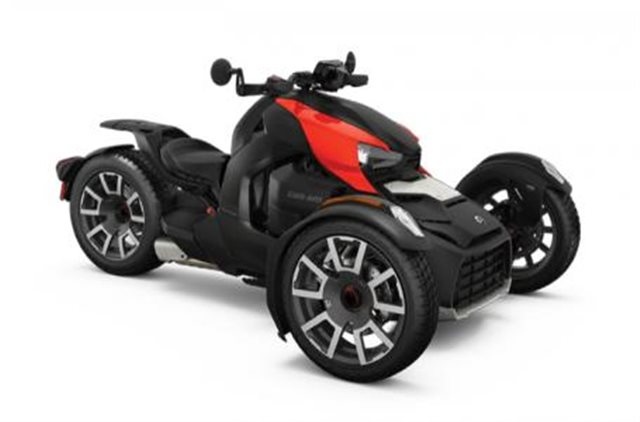 2019 Can-Am Ryker Rally Edition 900 ACE at Pete's Cycle Co., Severna Park, MD 21146