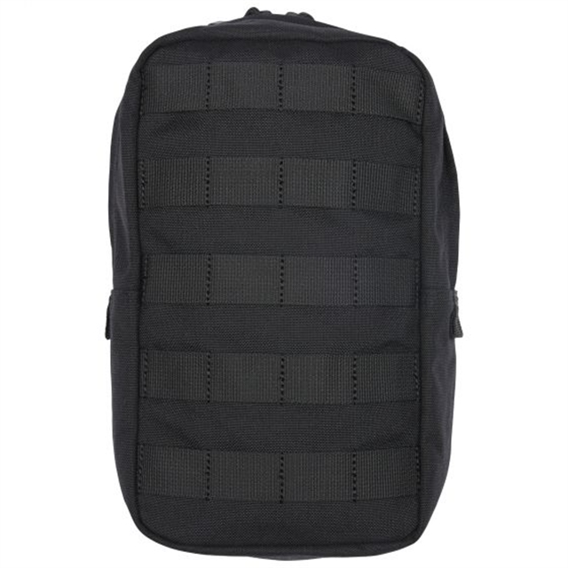 2019 5.11 Tactical 6 x 10 Vertical Pouch Black at Harsh Outdoors, Eaton, CO 80615