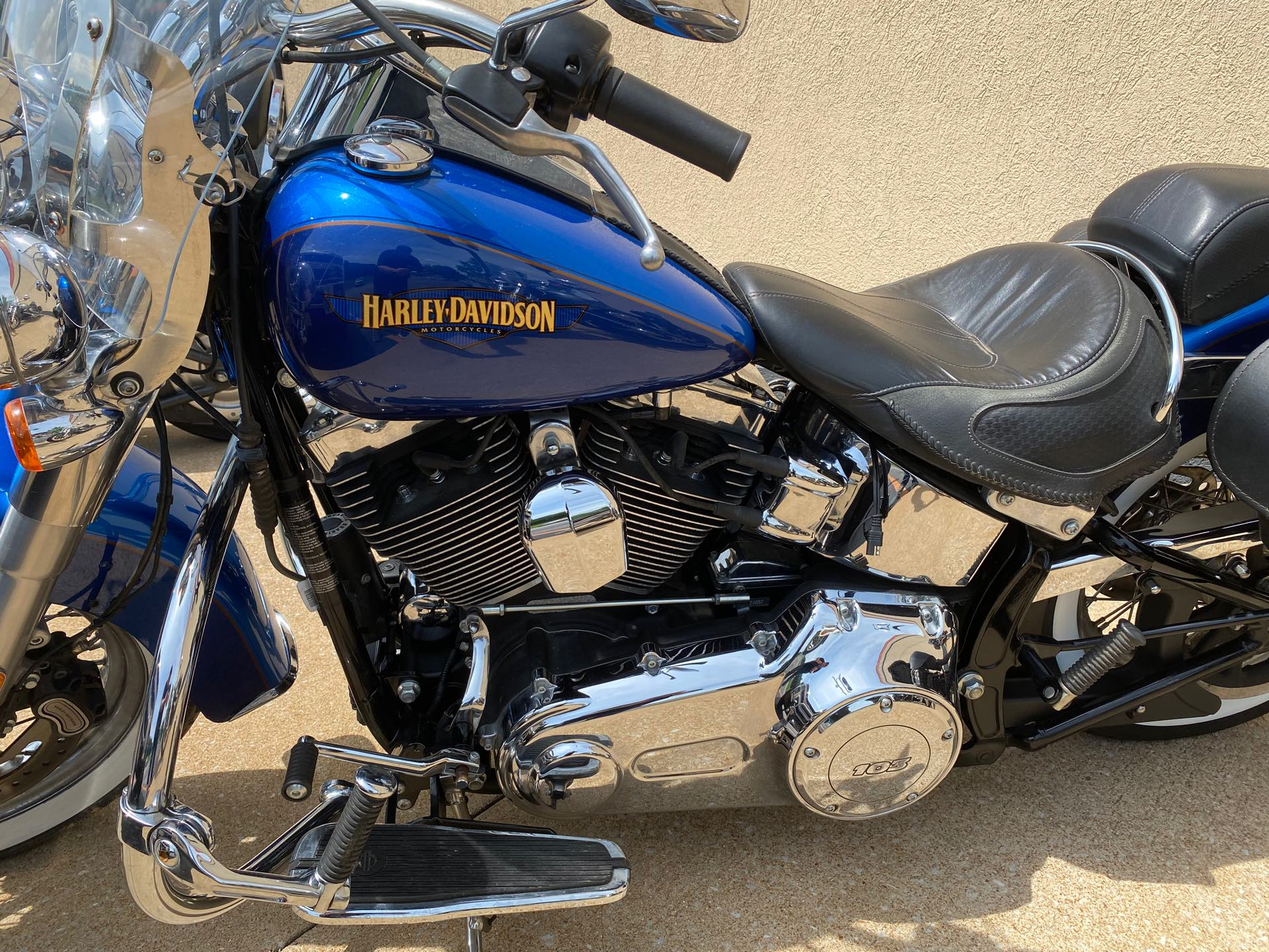 2017 Harley-Davidson Softail Deluxe at Gold Star Harley-Davidson