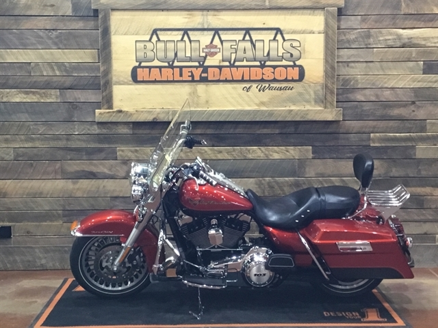 2013 Harley-Davidson Road King Base at Bull Falls Harley-Davidson