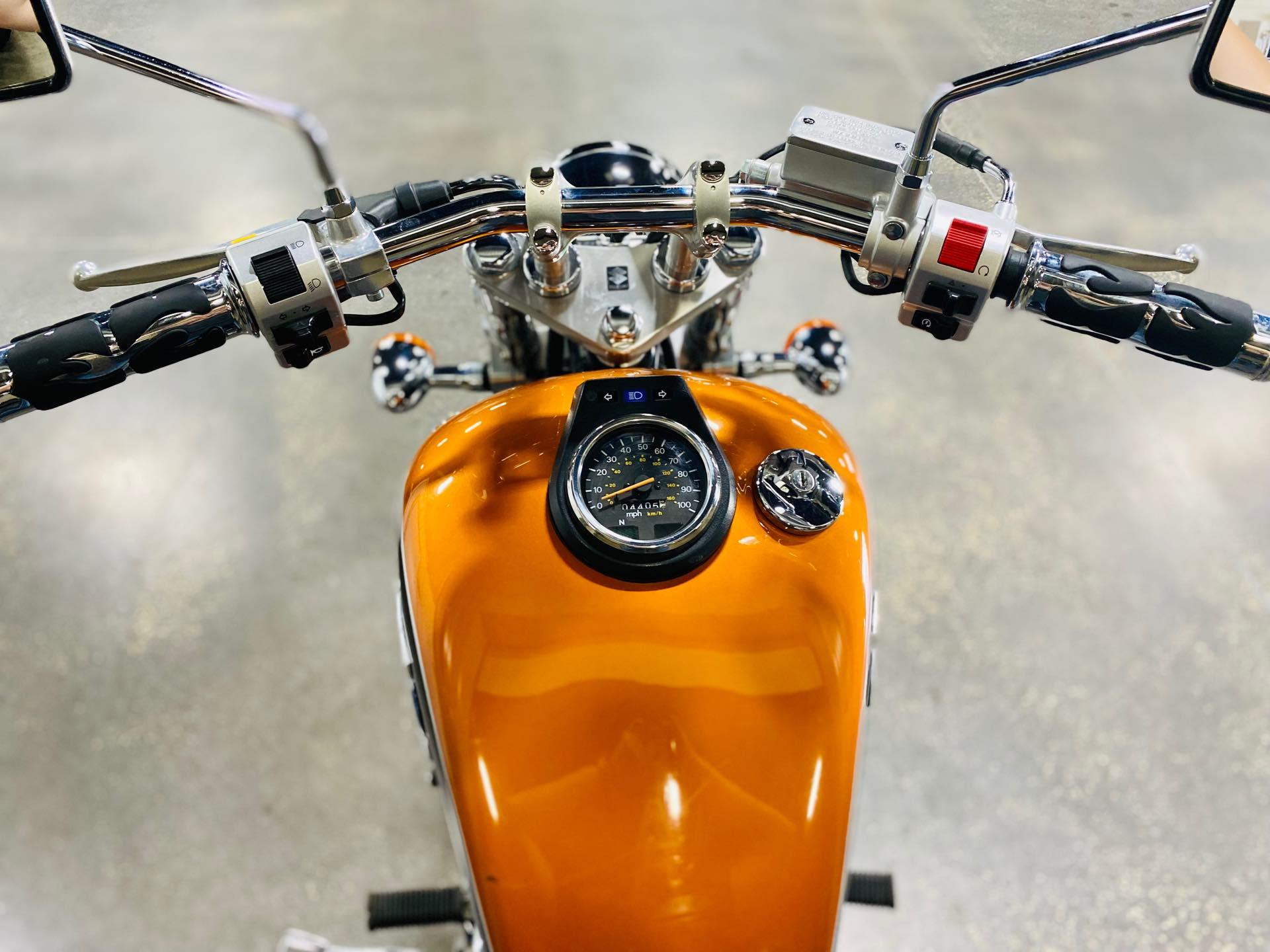 2012 Suzuki Boulevard S40 at Rod's Ride On Powersports