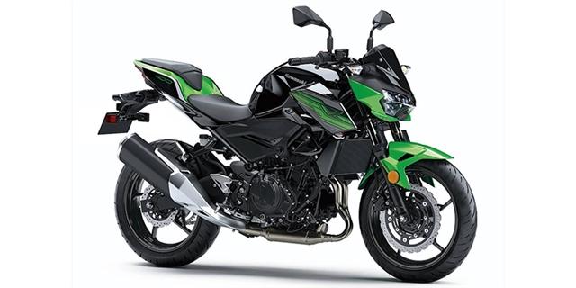 2019 Kawasaki Z400 ABS at Thornton's Motorcycle - Versailles, IN
