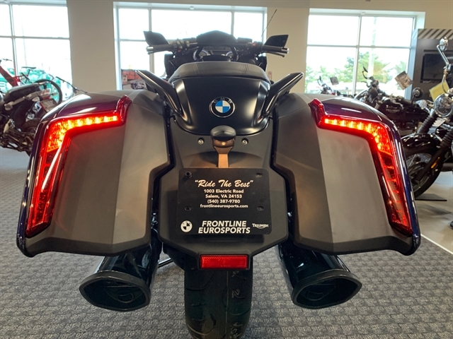 2019 BMW K 1600 B at Frontline Eurosports