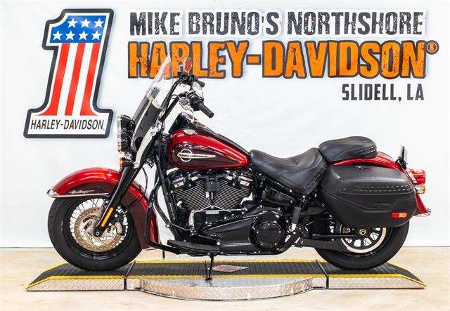2019 Harley-Davidson Softail Heritage Classic at Mike Bruno's Northshore Harley-Davidson