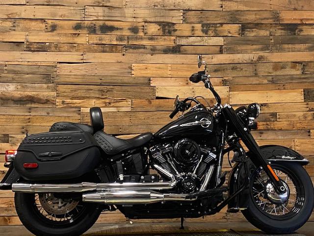 2019 Harley-Davidson Softail Heritage Classic at Lumberjack Harley-Davidson
