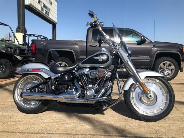 2020 Harley-Davidson Softail Fat Boy 114 at Wild West Motoplex