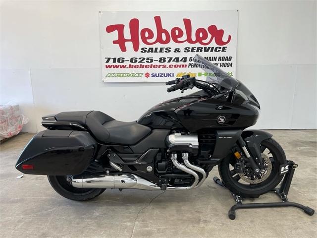 2014 Honda CTX 1300 Deluxe at Hebeler Sales & Service, Lockport, NY 14094
