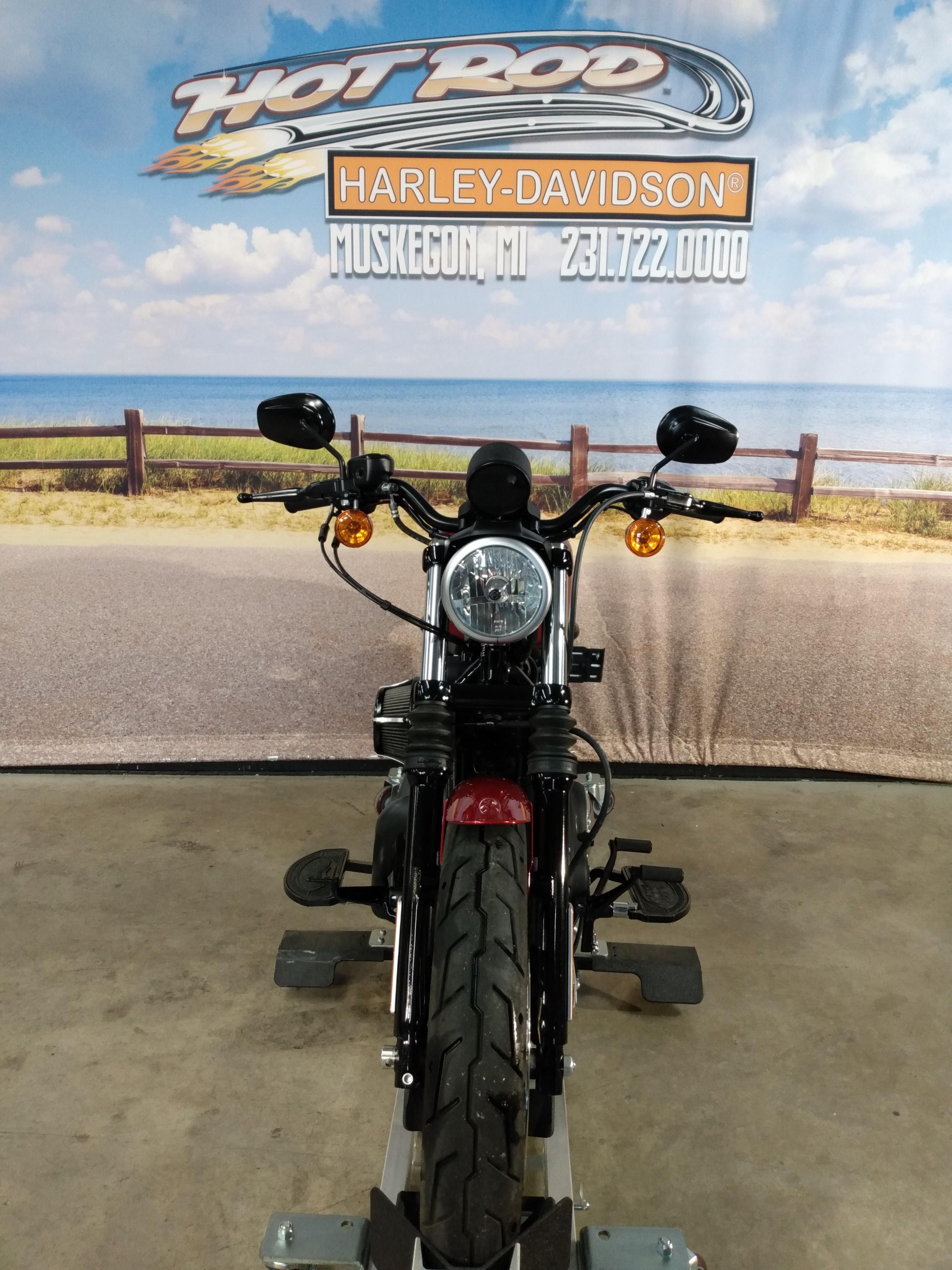 2012 Harley-Davidson Sportster Iron 883 at Hot Rod Harley-Davidson
