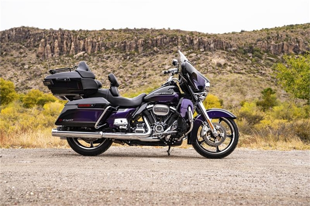 2021 Harley-Davidson Touring FLHTKSE CVO Limited at Williams Harley-Davidson