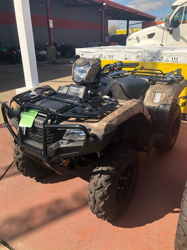 2020 Honda FourTrax Foreman 4x4 EPS at Wild West Motoplex